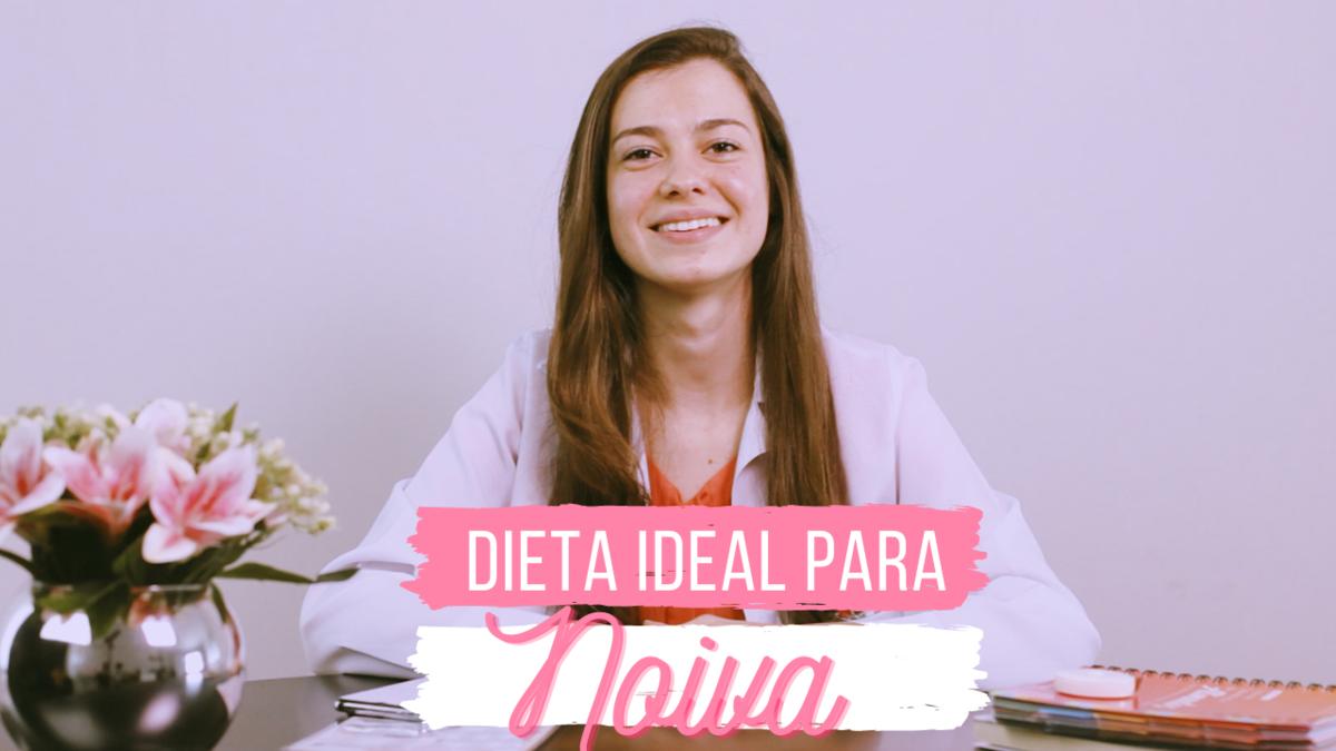Imagem capa - Dieta da noiva: Existe uma dieta ideal para Noiva? por Gilberto  Maçaneiro