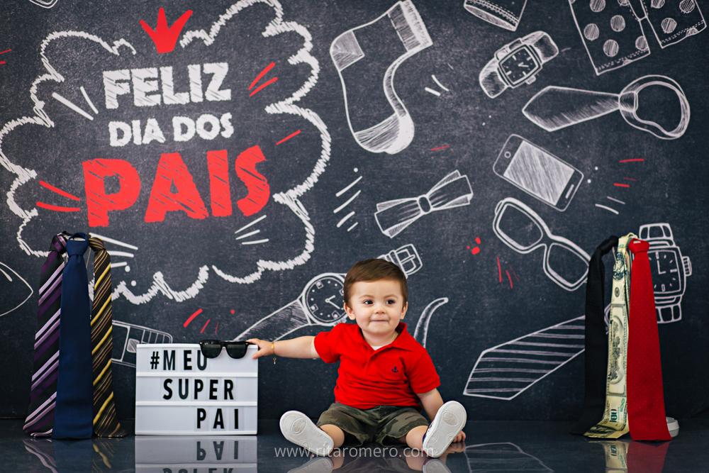 Imagem capa - Especial dia dos Pais | 2018 por Rita Romero