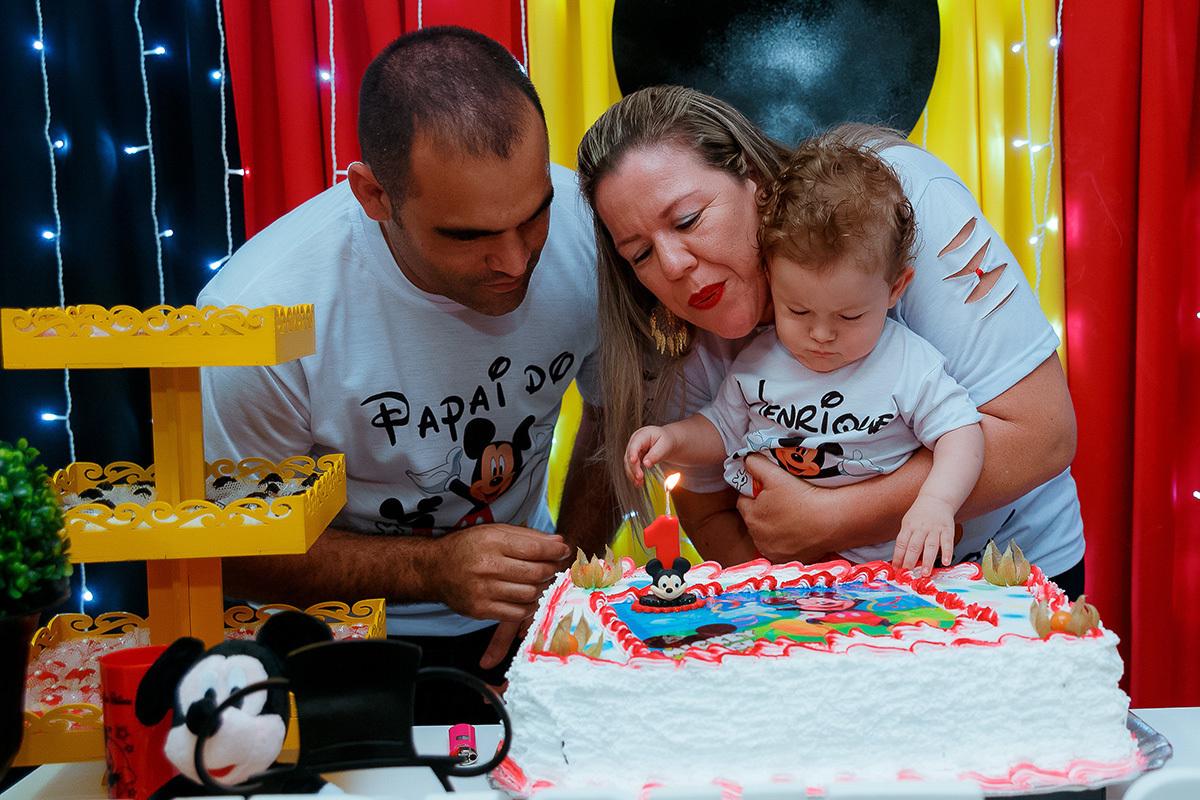 Francis fotógrafo - aniversário infantil - aniversário de 1 aninho - fotógrafo em Florianópolis - fotógrafo em Floripa - decoração do Mickey - aniversário de menino - festa de 1 aninho em Florianópolis - aniversário em Floripa - fotógrafo para aniversário