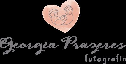 Logotipo de Georgia Prazeres
