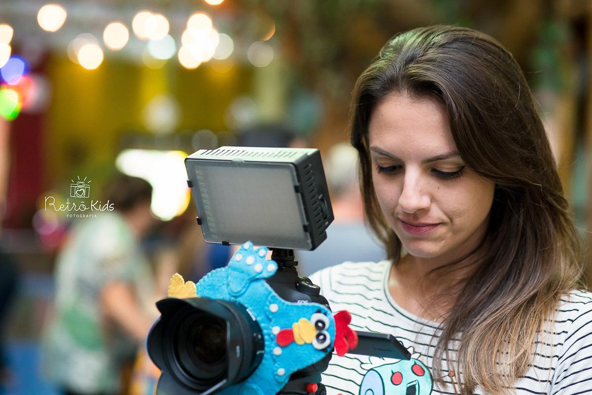 Imagem capa - Filmagem para festa Infantil por Retrô Kids Fotografia