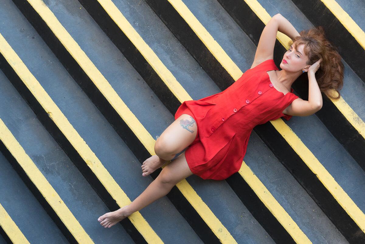 Imagem capa - Tango em sonho por Fabiana Bomfim