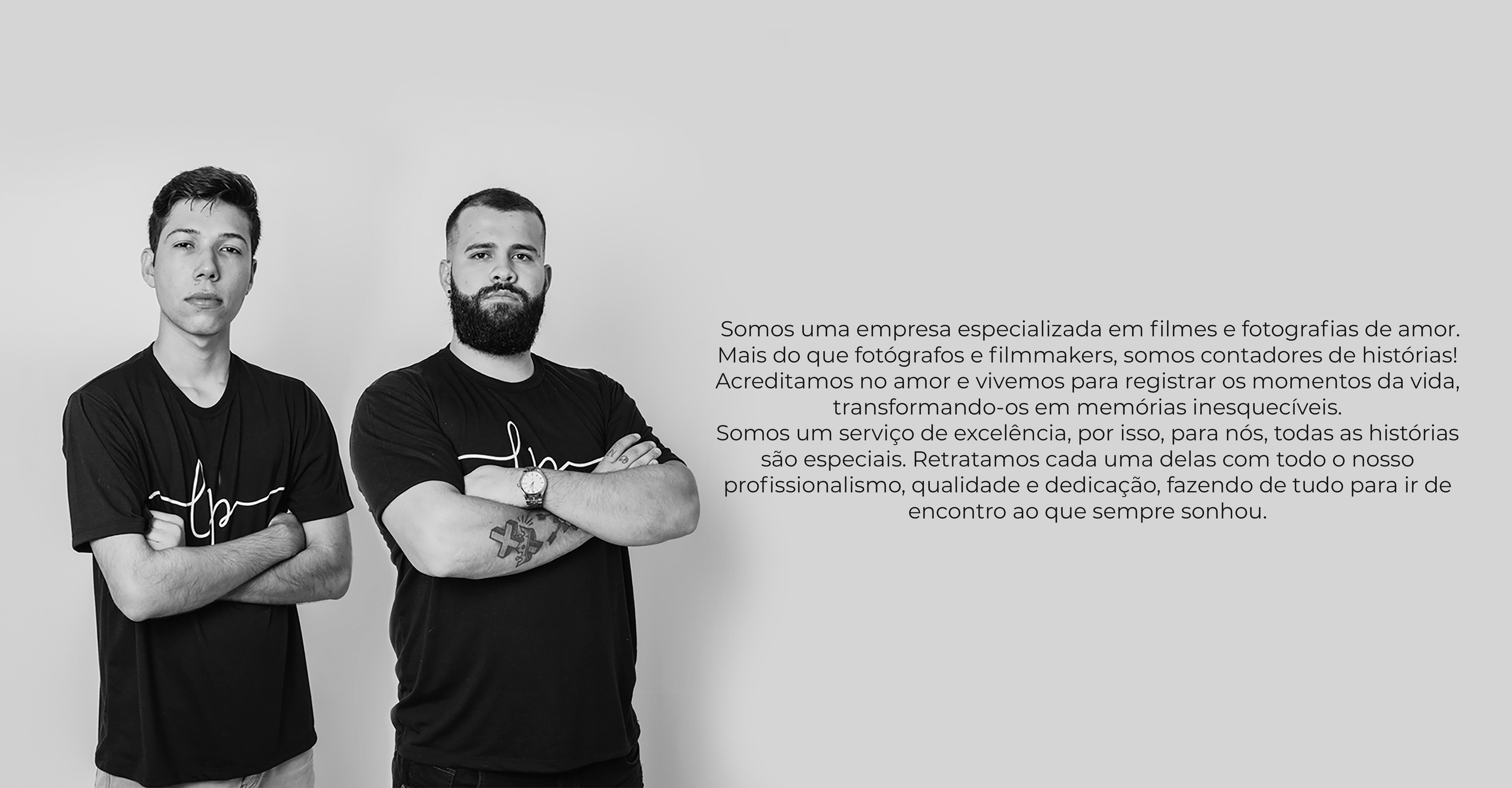 Sobre Filmes e Fotografias de casamento em Lençóis Paulista, Bauru, Jau, Botucatu, São Paulo