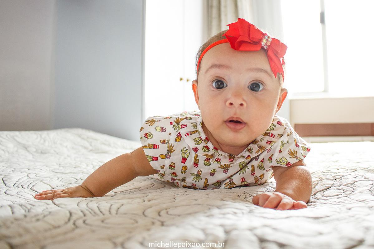 Imagem capa - Sessão fases do bebê - Informações por Michelle Paixão