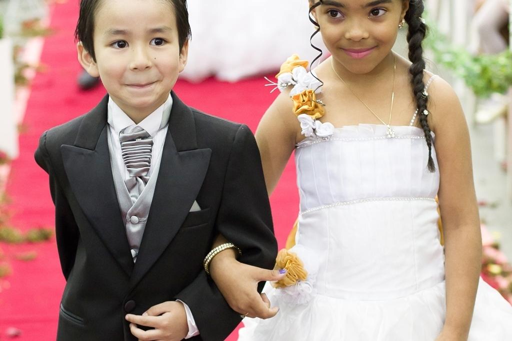 Imagem capa - A ordem de entrada na cerimônia de casamento por silas  ferreira