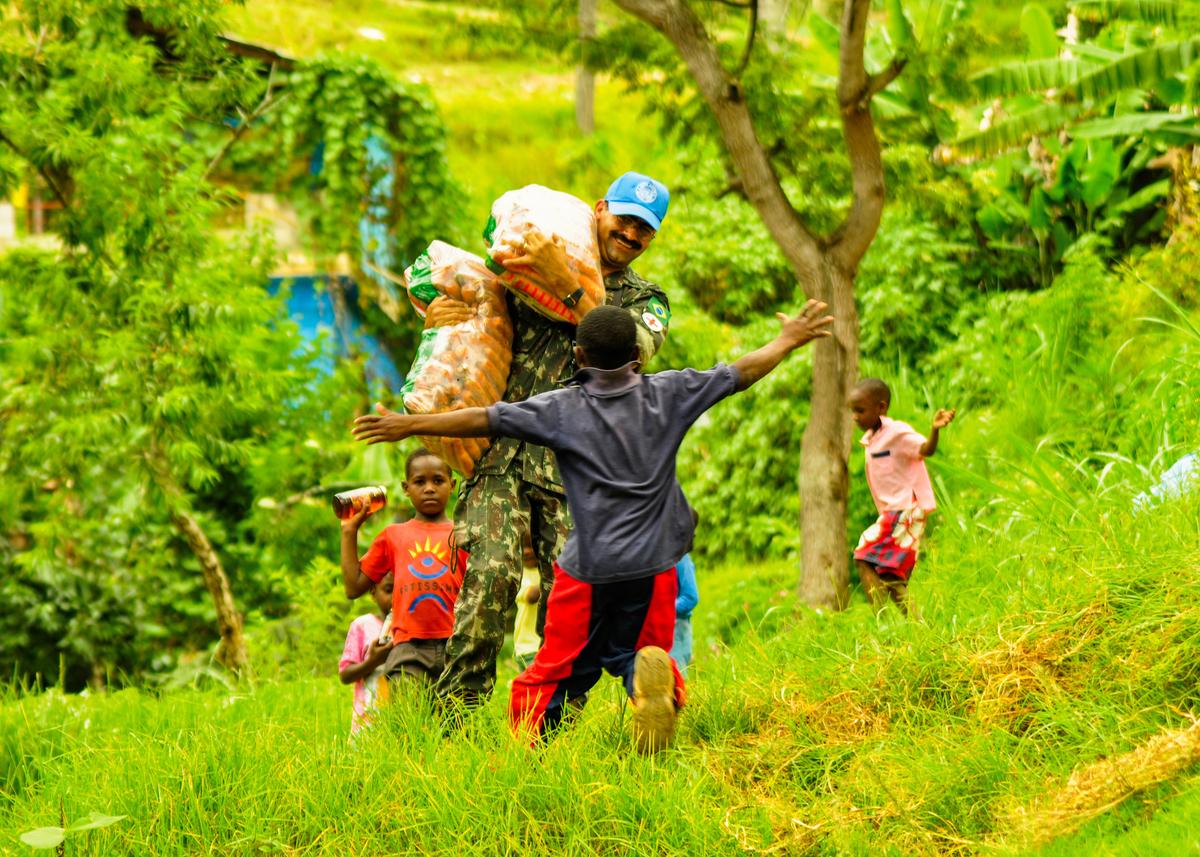 Imagem capa - EXPOSIÇÃO - O legado de Lages no Haiti por Augusto Camargo Photo e Video