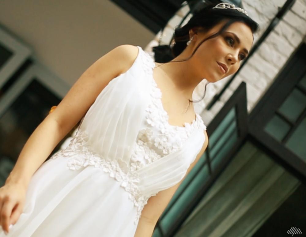 Imagem capa - Para as noivas clássicas: Editorial Classique no Chalé Quintal por Ládo Alto Foto e Vídeo