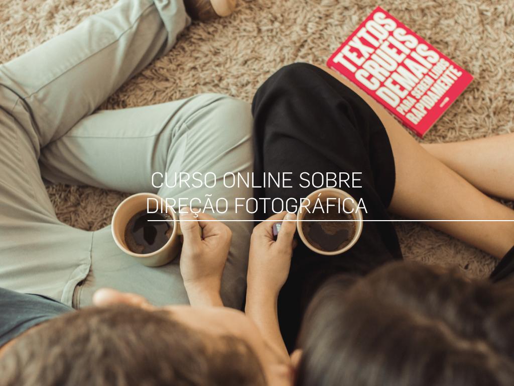 Imagem capa - Curso online sobre direção fotográfica por Ládo Alto Foto e Vídeo