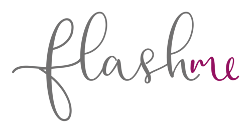 Logotipo de Flashme