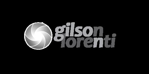 Logotipo de gilson lorenti
