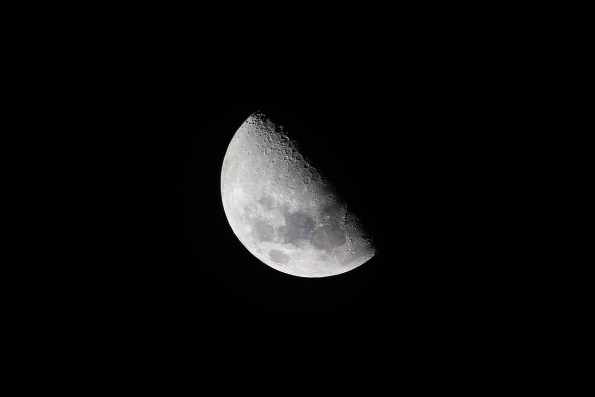 Imagem capa - Como fotografar a Lua por gilson lorenti
