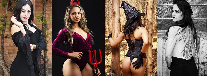 Imagem capa - Ensaios Fotográficos de Halloween  por gilson lorenti