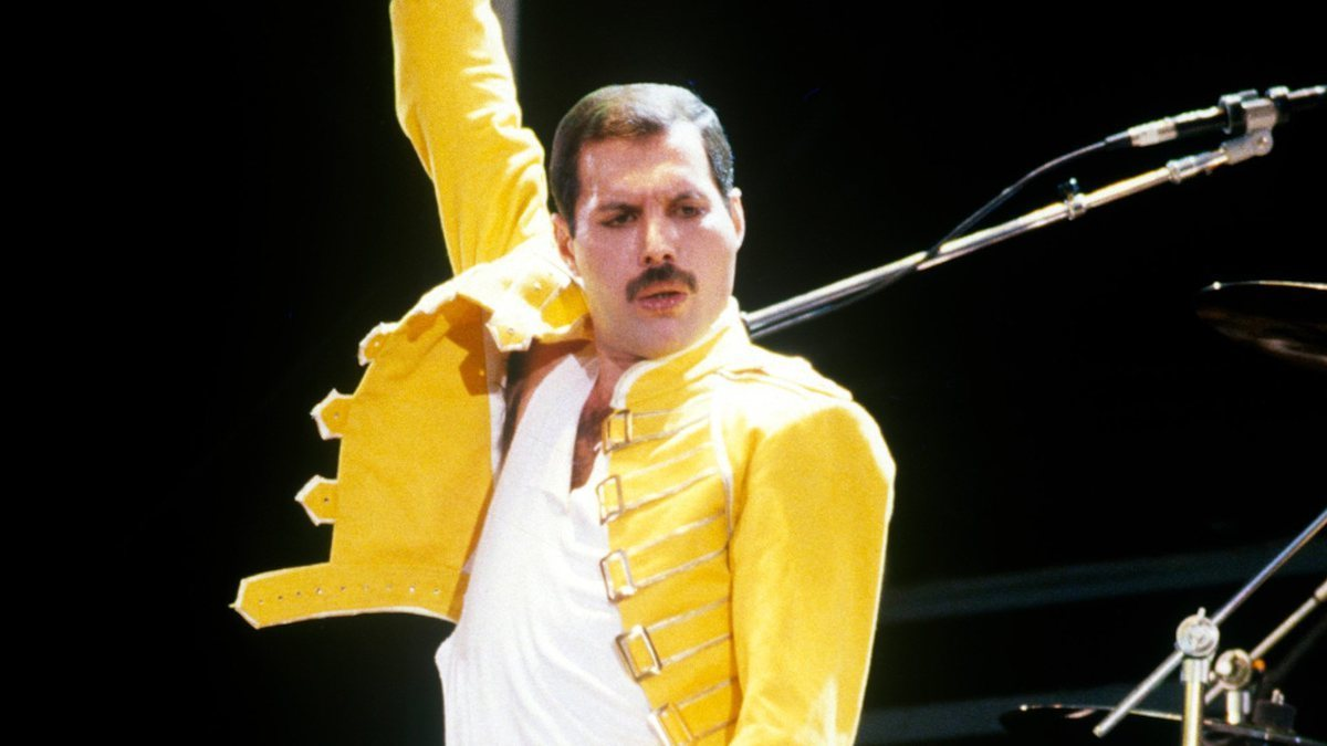 Imagem capa - 29 anos sem Freddie Mercury por gilson lorenti