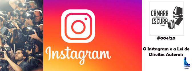 Imagem capa - Podcast - Instagram e Lei de Direitos autorais para fotógrafos - Perguntas e respostas. por gilson lorenti