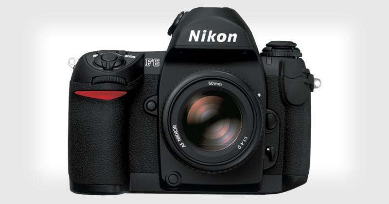 Imagem capa - Nikon F6 é descontinuada pela empresa - finalmente por gilson lorenti