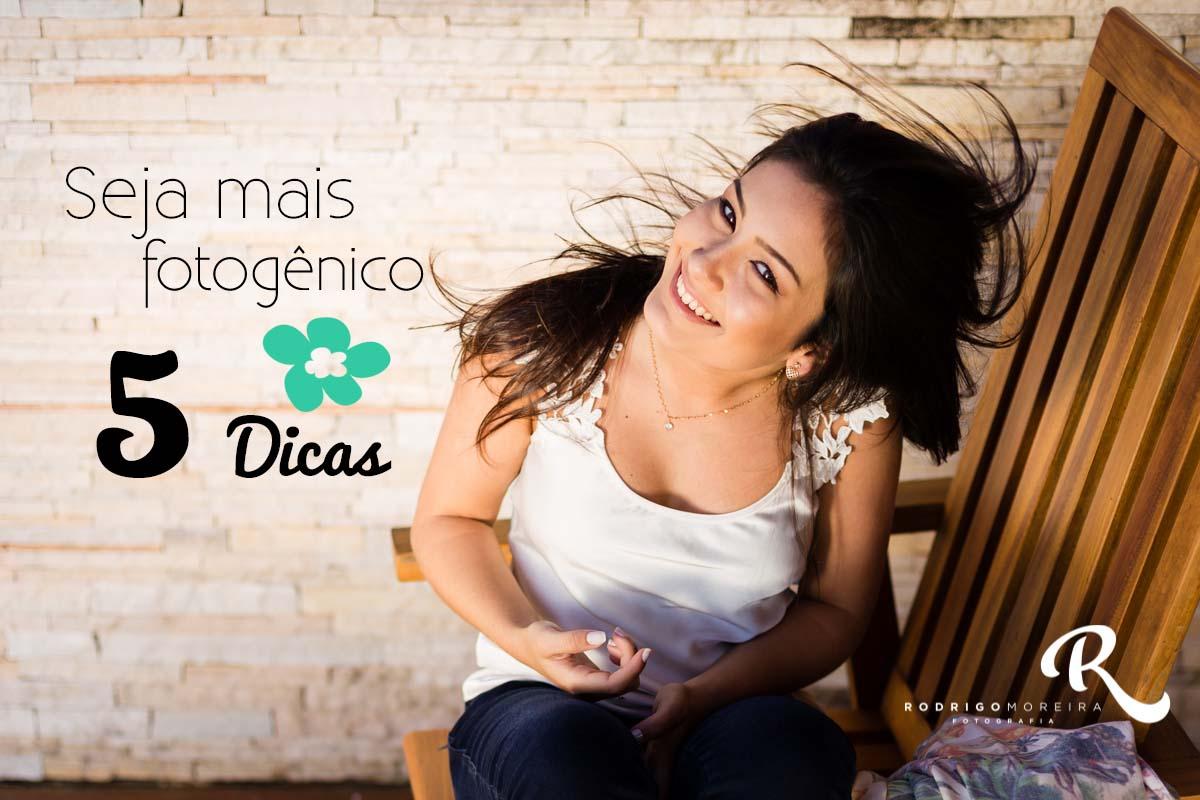 Imagem capa - 5 Dicas: Seja mais fotogênico por Rodrigo Moreira Fotografia