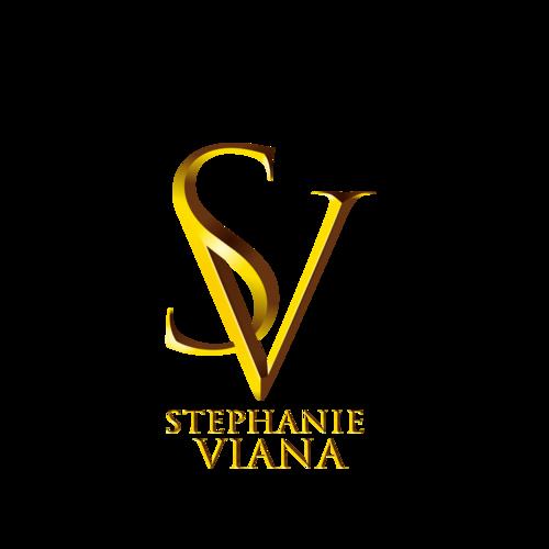 Logotipo de Stephanie Viana
