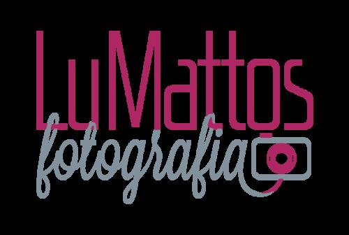Logotipo de lu mattos