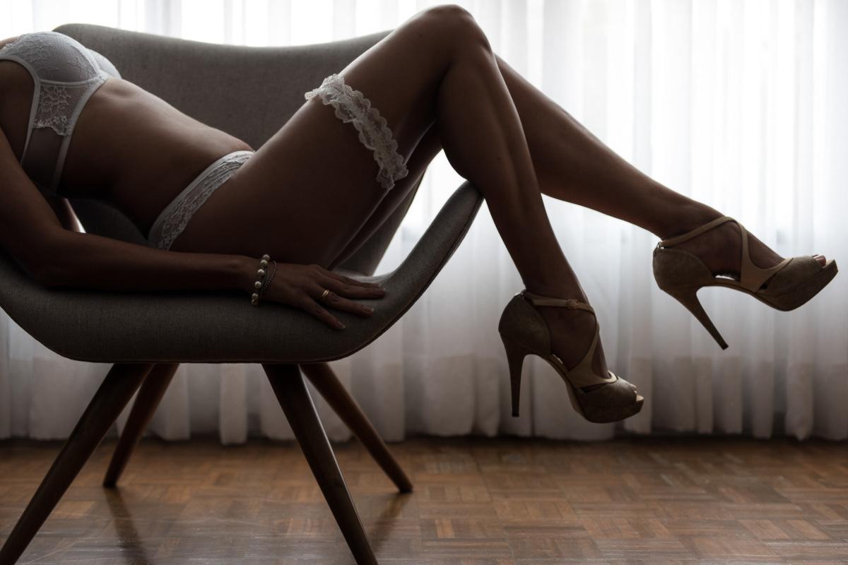 Imagem capa - retratos femininos e sensuais por lu mattos