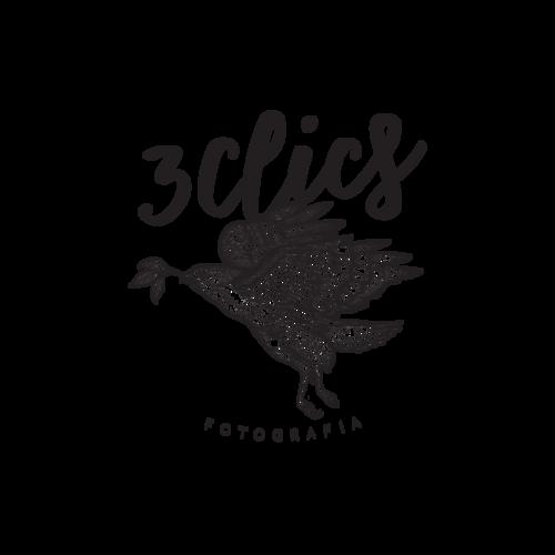 Logotipo de 3Clics