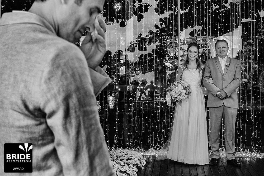 Imagem capa - Foto Premiada pela BRIDE ASSOCIATION por Rafael Santos