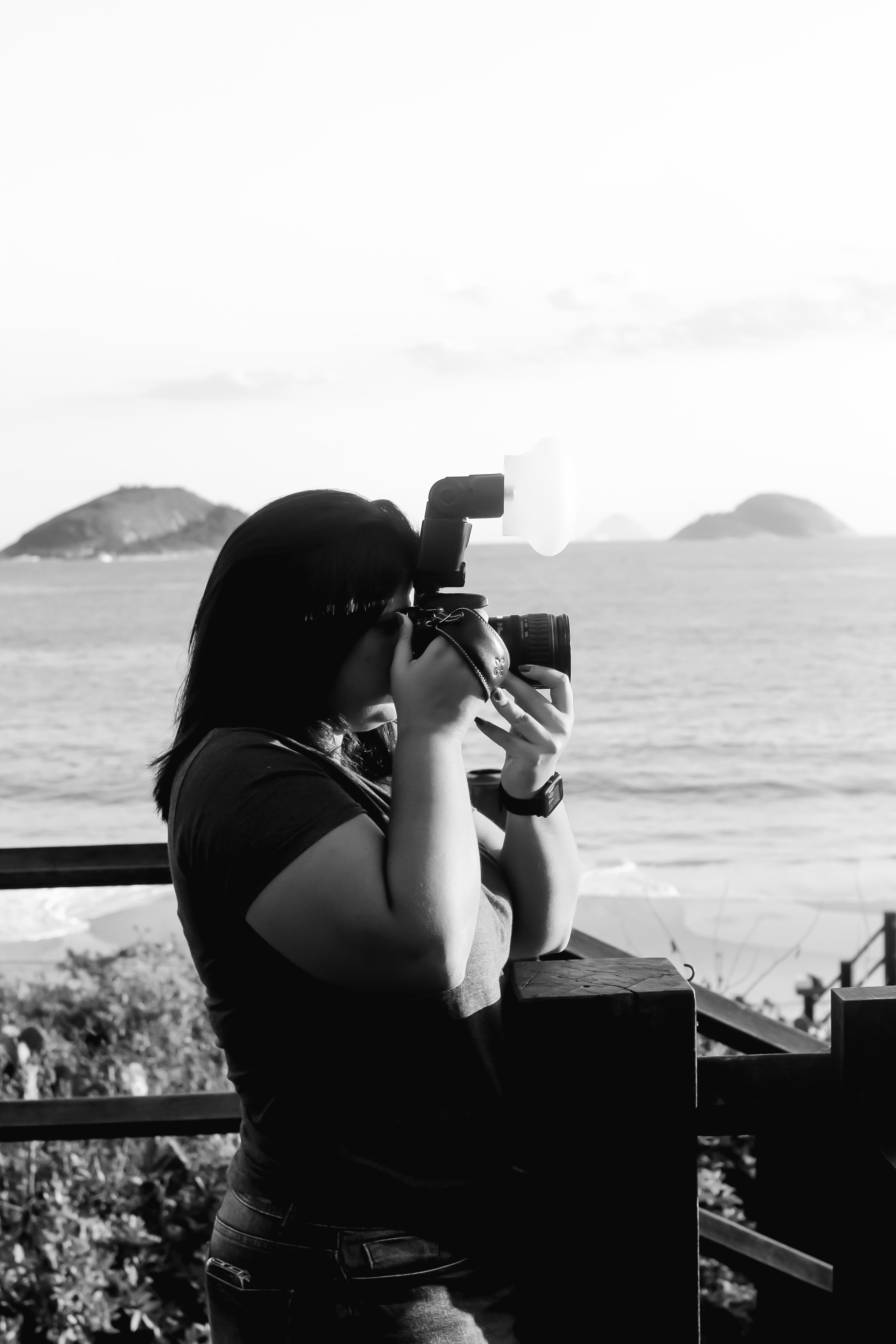 Sobre Pâmella Badaró Fotógrafa