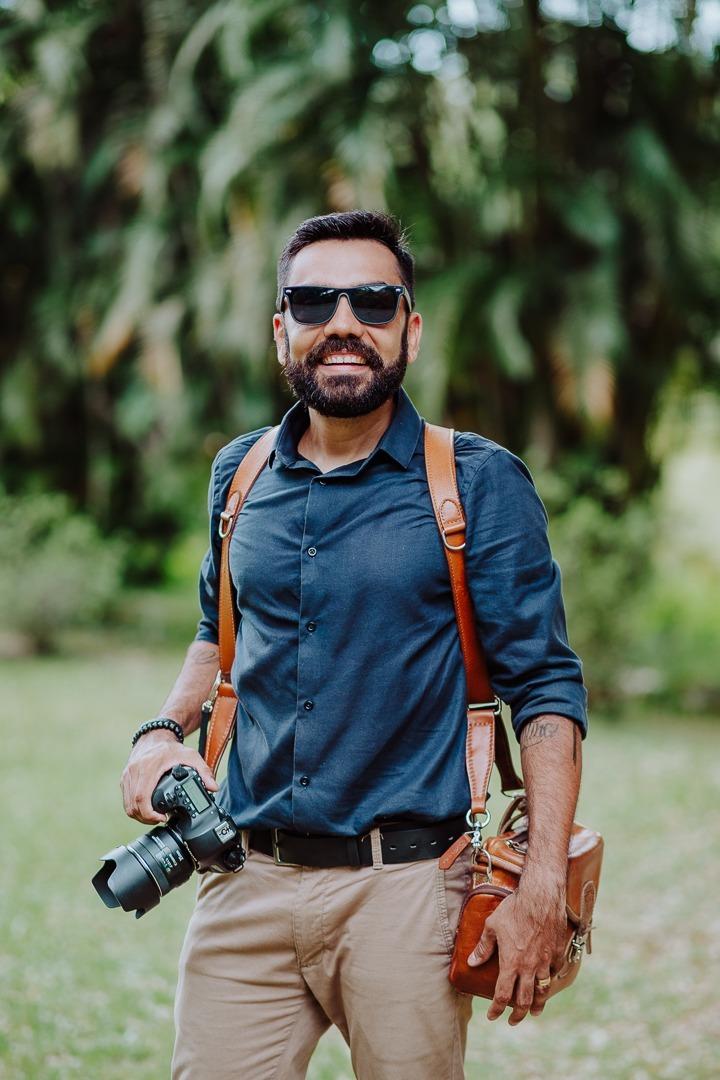 Sobre Josilei Souza - Fotógrafo de Casamentos e 15 Anos - Niterói - RJ