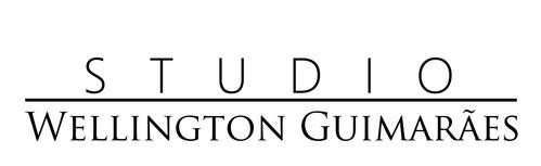 Logotipo de wellington guimarães