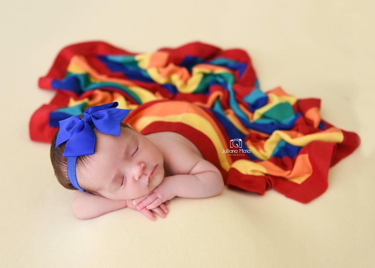 Imagem capa - Você sabe o que é um bebê Arco-Íris? por Juliana Maia Fotografia