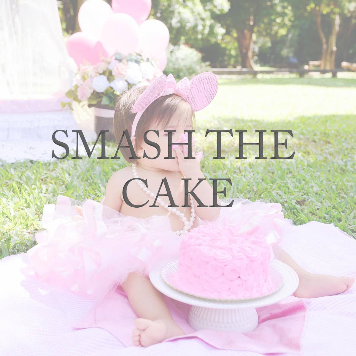 Imagem capa - Orçamento Smash The Cake por Sonia Colvara