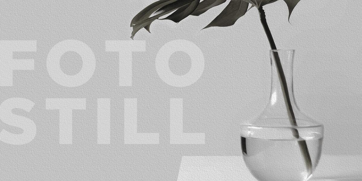 Imagem capa - A ARTE DA FOTOGRAFIA STILL por BANG