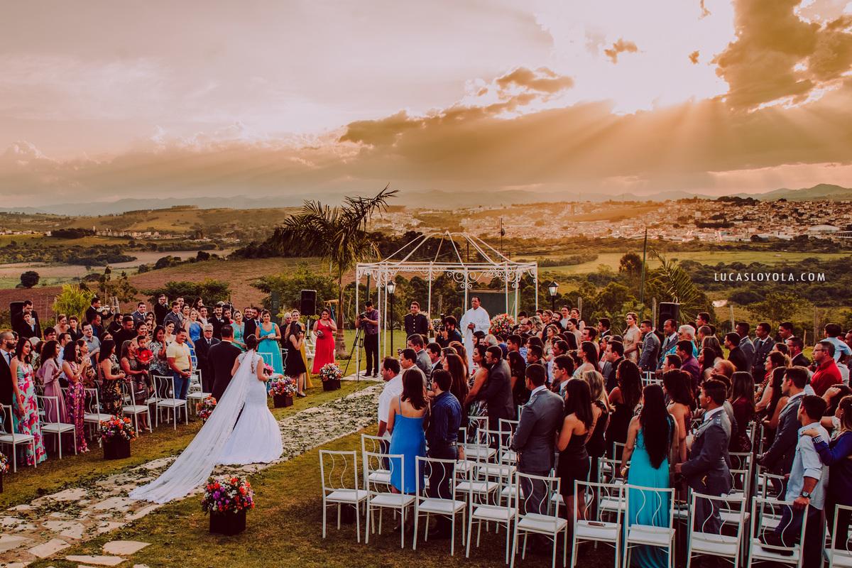 Imagem capa - 5 Dicas para casar ao ar livre por Lucas Loyola Fotografia