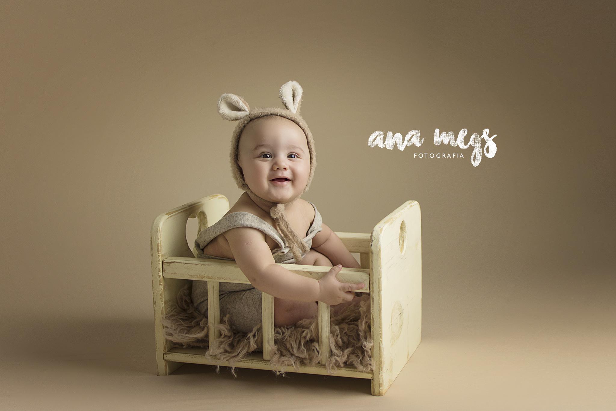 Contate Ana Megs Fotografia Newborn - Guarujá -SP