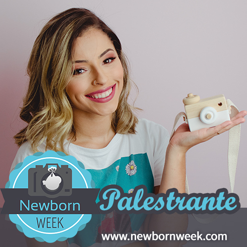 Imagem capa - Palestra - Newborn Week 2019 por Ana Megs Fotografia