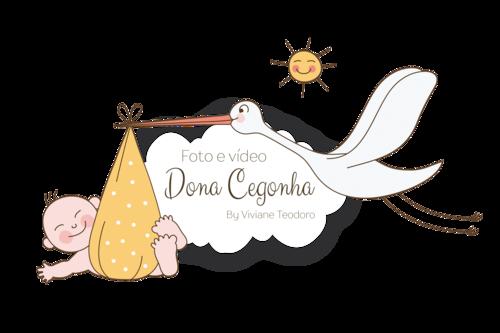 Logotipo de Dona Cegonha Foto e Video