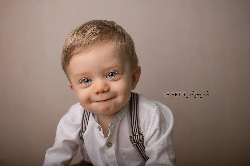 Imagem capa - Bebê por Le Petit Fotografia