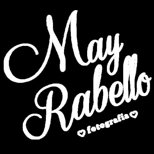 Logotipo de May Rabello