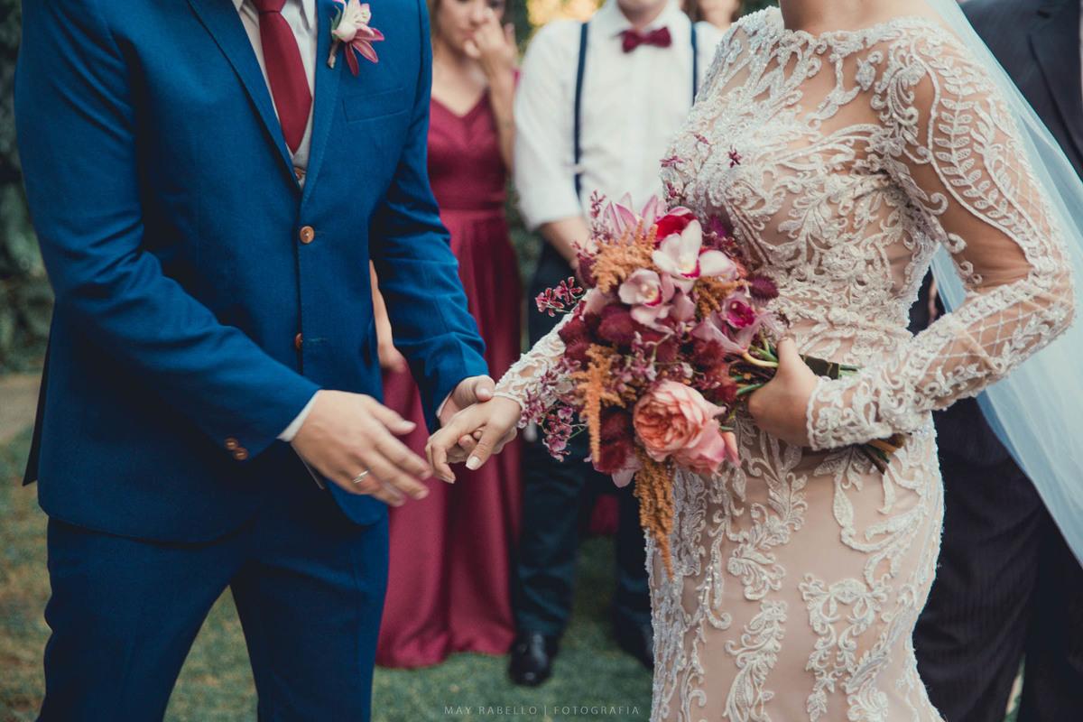 Imagem capa - Carol e Matheus | Suzano - SP por May Rabello