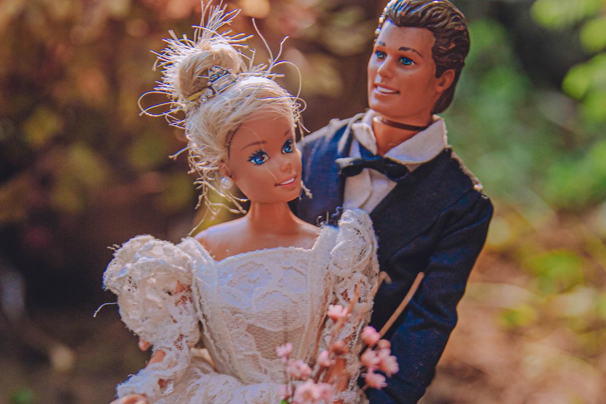Imagem capa - Casamento Barbie e Ken | Quarentena por May Rabello