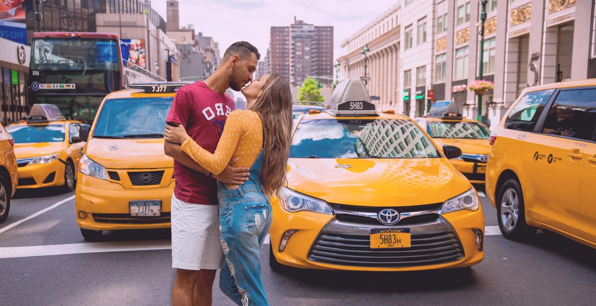 Imagem capa - Pré Wedding Verônica e Matheus | New York por May Rabello
