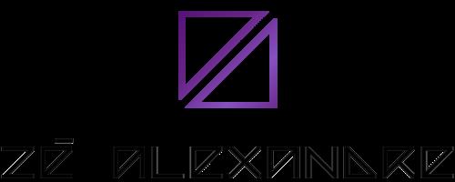 Logotipo de Zé Alexandre