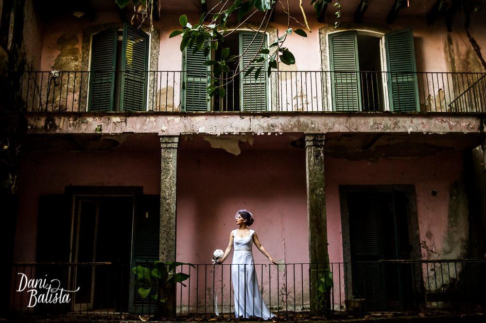 Imagem capa - Inspiração para Noiva Vintage por Dani Batista