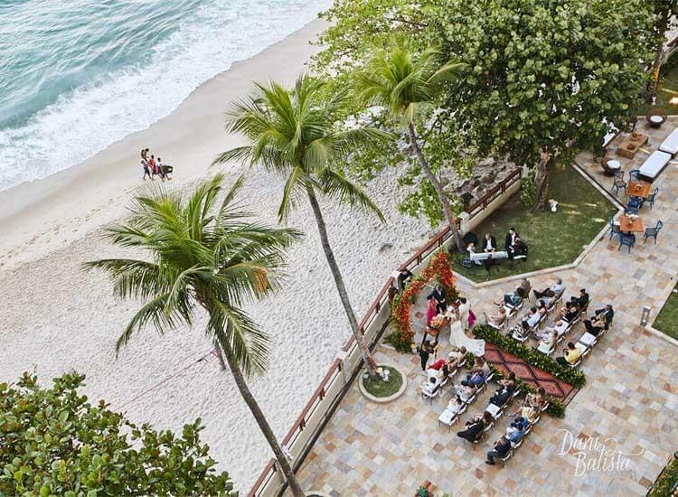 Imagem capa - Decoração para MINI-WEDDING por Dani Batista
