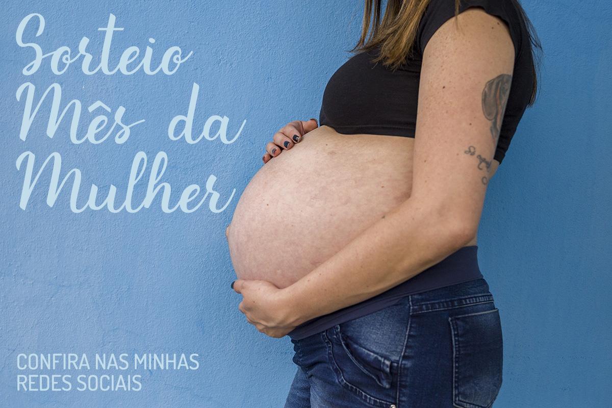 Imagem capa - Sorteio Mês da Mulher! por Renata Loyola