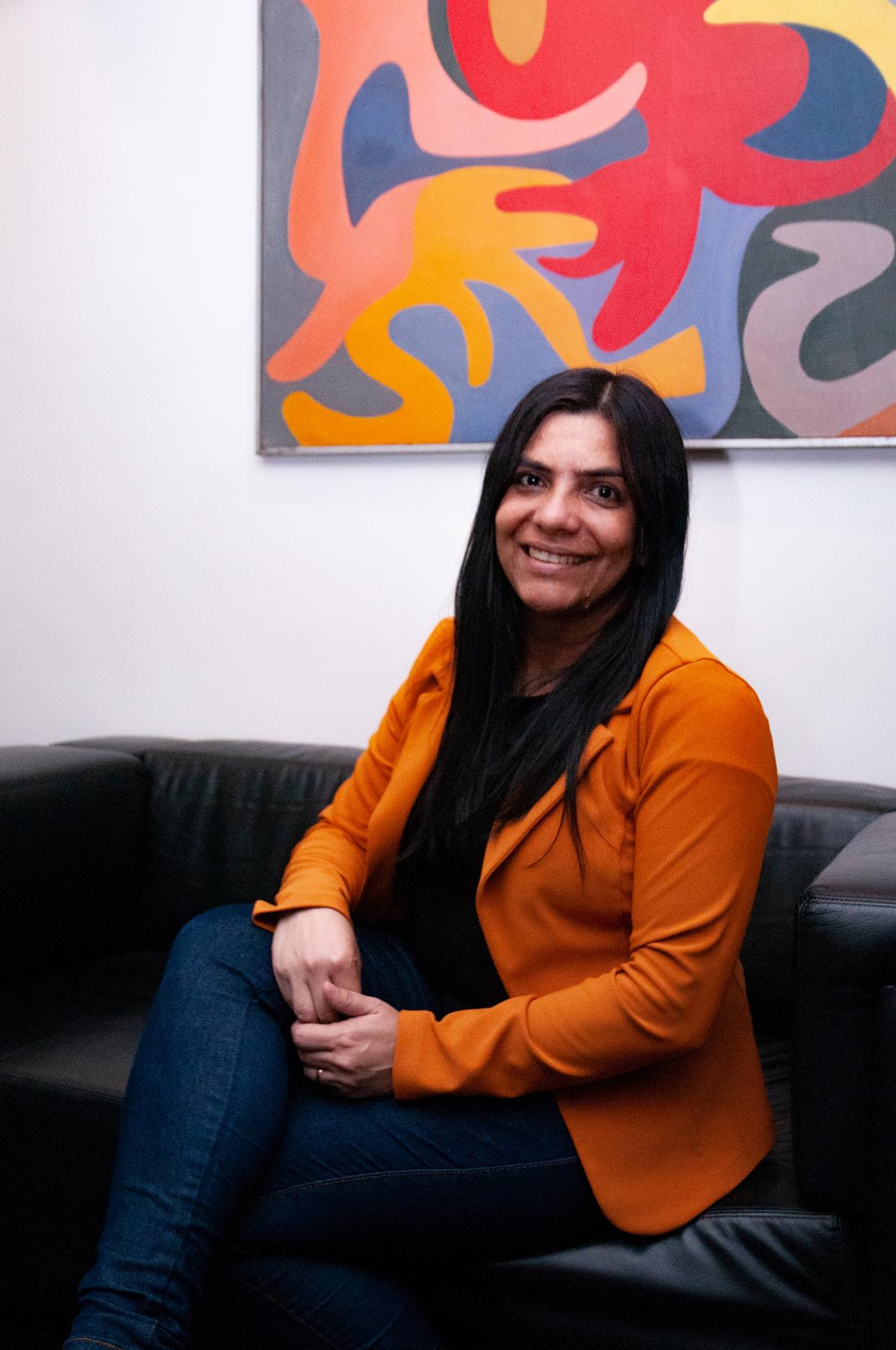 30ª Ana Cristina Não há mulher mais linda que aquela que luta pelos seus ideais e tem convicção do seu valor.