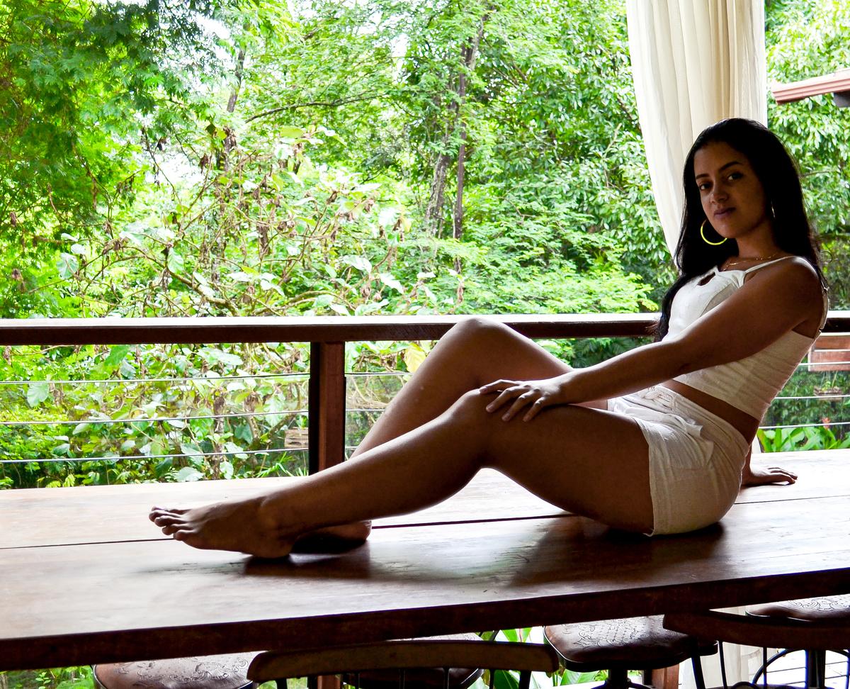 4ª Marina Nada faz uma mulher mais bonita do que acreditar que é linda.