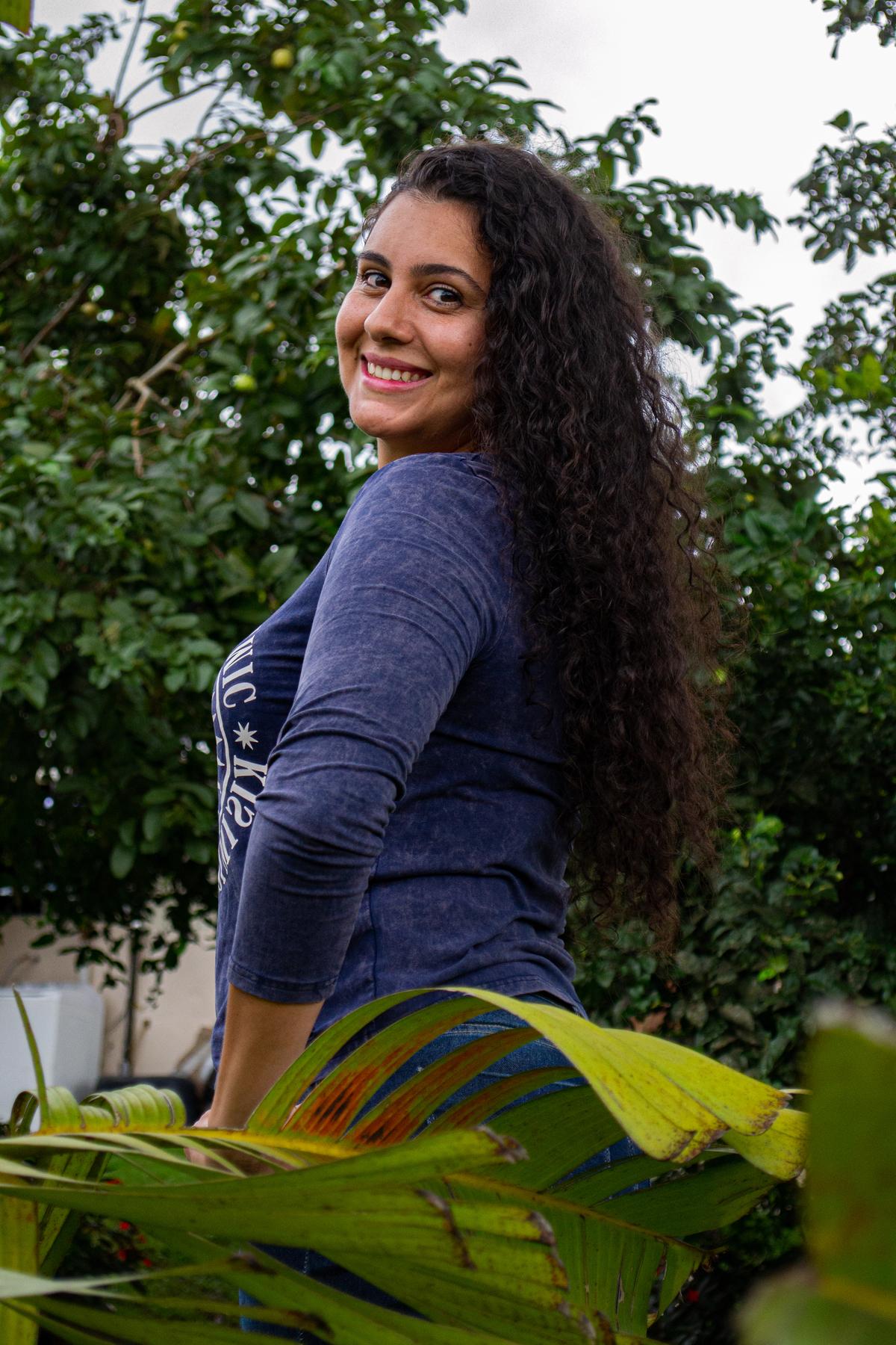 21ª Naiara Sou uma mulher linda sim, mas prefiro ser reconhecida pela minha inteligência.