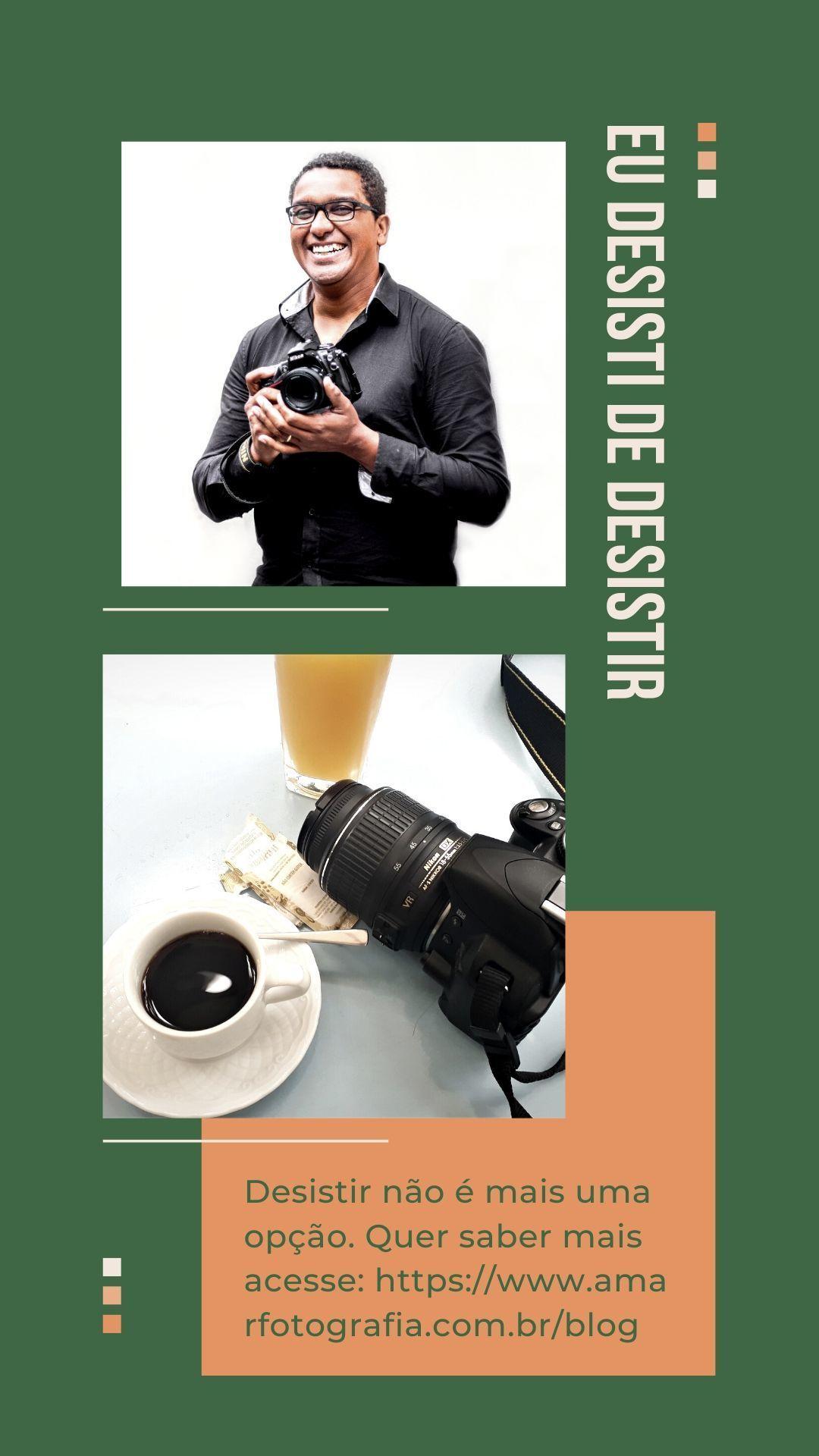 Imagem capa - EU DESISTI DE DESISTIR por Andre Chaves