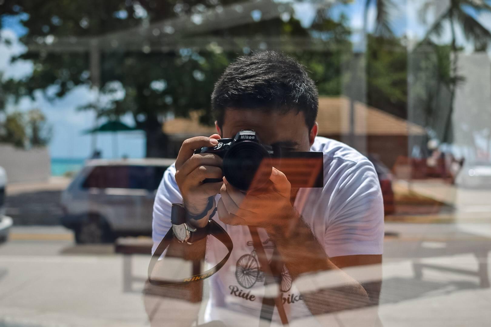 Contate James Dantas - Foto Partilha - Penedo / AL