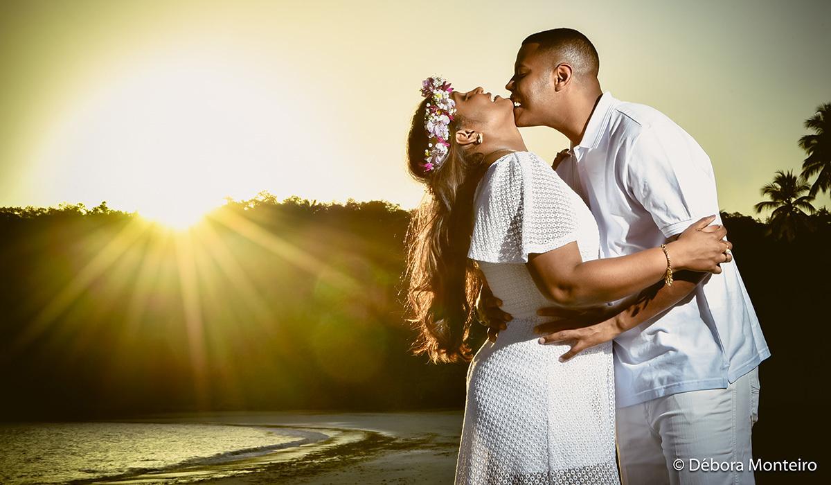 Ensaio pré casamento em Inema- BA